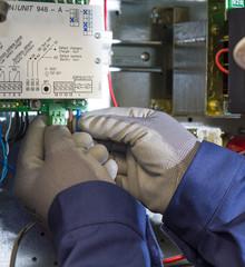 Électricien du bâtiment