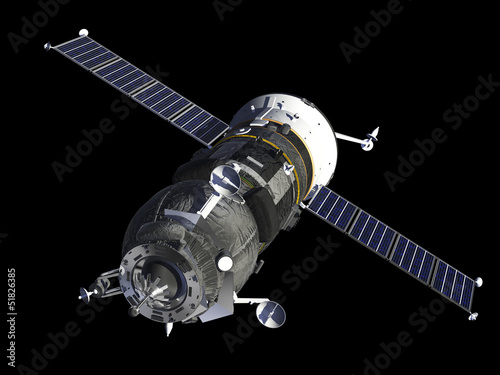 "Spacecraft ""Progress"""