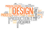 "Word Cloud ""Design"""