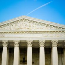 Bâtiment de la Cour suprême Détail