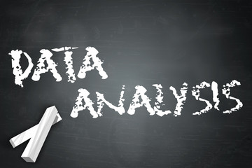 "Blackboard ""Data Analysis"""