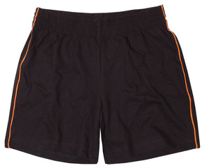 Sport shorts. Isolated on white background