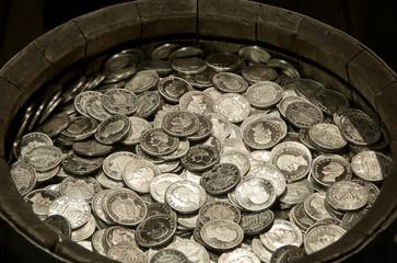 Sächsische Münzen