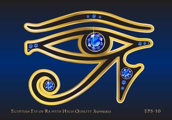 Eye of Ra Sapphire