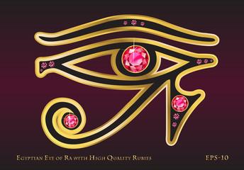 Eye of Ra Ruby