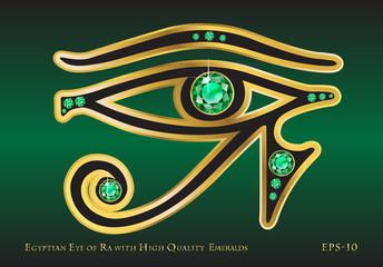 Eye of Ra Emerald