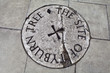 Tyburn Tree (Gallows) Plaque in London - 51829196