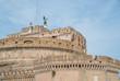 Roma, Castel S. Angelo, veduta