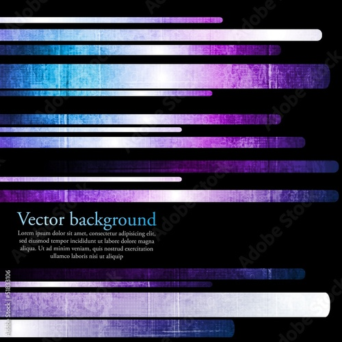 Dark grunge vector design
