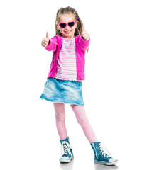 little fashion girl