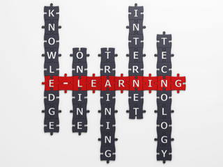 crossword e-learning