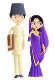 Parsi Wedding Couple
