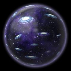 Universum - Raumblase