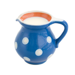 pot of milk