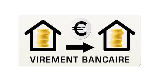 Virement bancaire en euro
