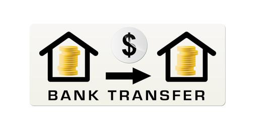 Virement bancaire en dollars