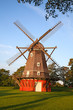 Old Red Windmill