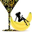 Succo di banana