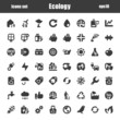 icons ecology black