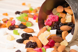 Fresh dried fruits