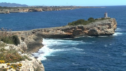 Küste von Cala Millor