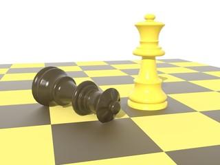 Partida de ajedrez