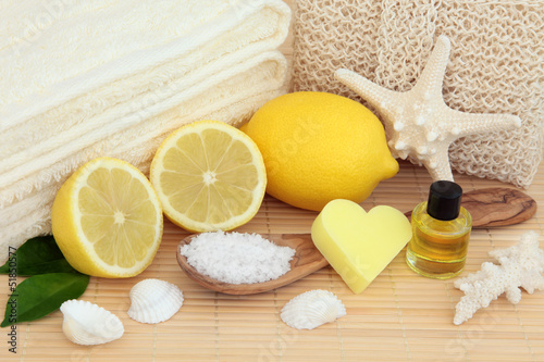 Lemon Spa Beauty Treatment