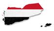 3D Map of Yemen