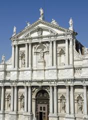 Kirche Scalzi, Venedig