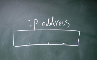 ip address symbol