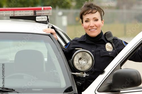 smiling officer - 51856738
