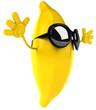 Fun banana