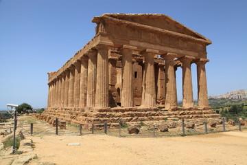 Agrigento - Valle dei templi - Sicilia