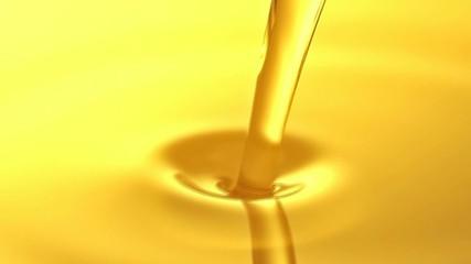 金色の液体