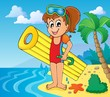 Summer water activity theme 6