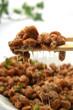 納豆(糸引き)