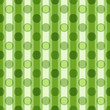 Seamless spotty striped pattern