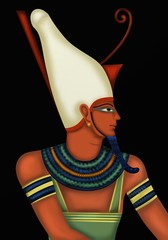 divinità egizia