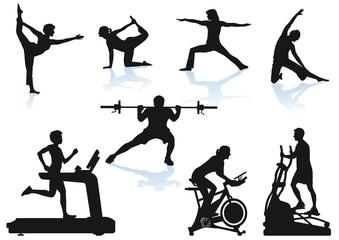 Fitness-Sport