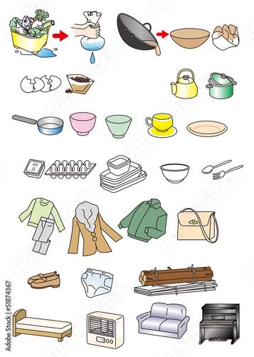 ゴミの種類