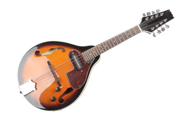 Mandolin of bluegrass