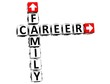 3D Family Career Crossword