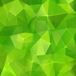 Abstract triangles geometry vector background