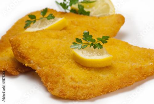Fish cutlets - Cotolette di pesce