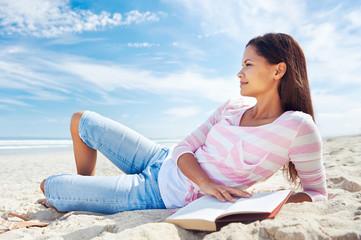 book beach read