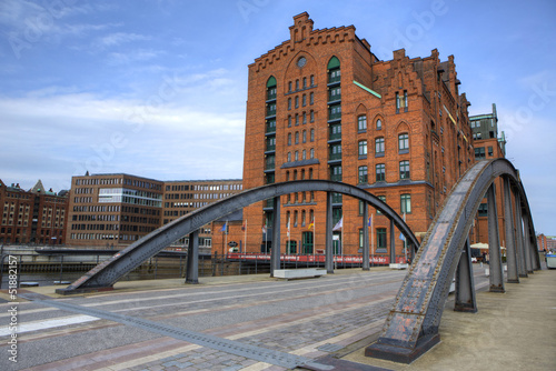 Hamburg, Speicherstadt 4