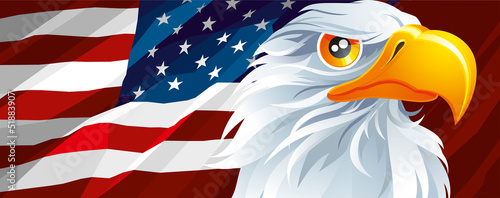 The national symbol of USA