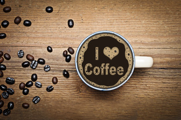 Kaffee Café Coffee