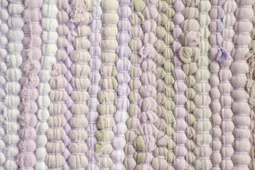 lilac carpet structure