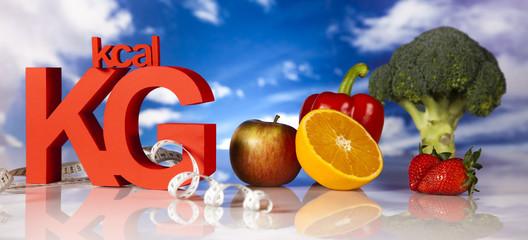 Calorie, Kilograms, Fitness food